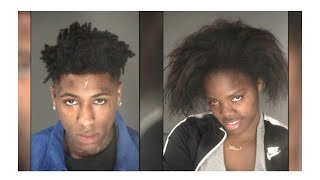 NBA YOUNGBOY & Baby Mama STARR Arrested In Atlanta