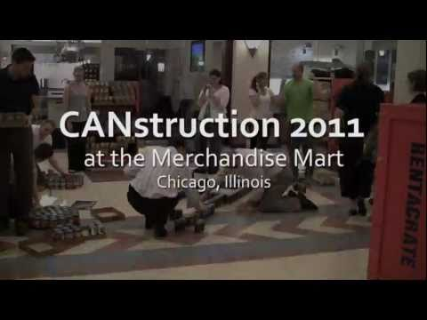 CANstruction 2011: