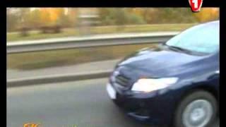 Обзор Toyota Corolla City 2ч.