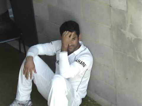 Mahendra Singh Dhoni and Anil Kumble - January 2008 Video