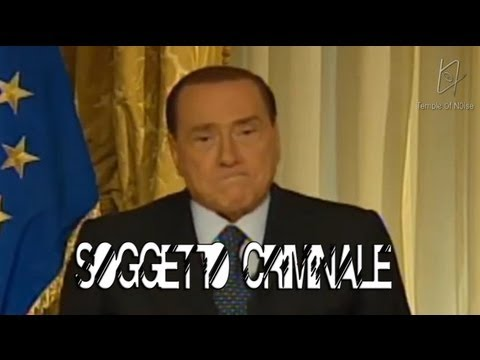 Silvio Berlusconi vs Christian Ice - Sono Un Soggetto Criminale