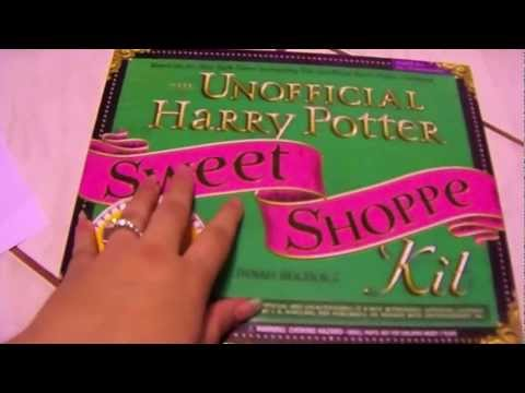 Harry Potter Unofficial Cook Book & Sweet Shoppe Kit by Dinah Bucholz