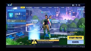 FORTNITE CUSTOM MATCHMAKING SCRIMS LIVE! XBOX, PS4, PC, SWITCH AND MOBILE PLAYERS WELCOME!!