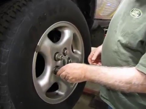 Land Rover Lug Nut Problems & Solutions