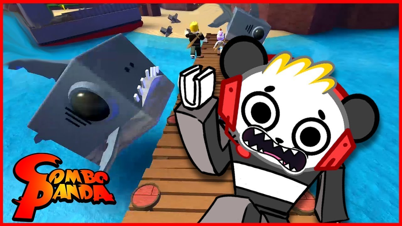 Roblox Super Run or Lose Let's Play with Combo Panda