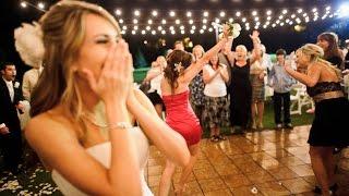 Прикол интервью на свадьбе
