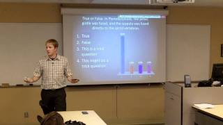 Teaching with Technology Roundtable: Creating Classroom Chemistry with Clickers (Jeff Smith)