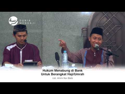 Video tips tabungan umroh