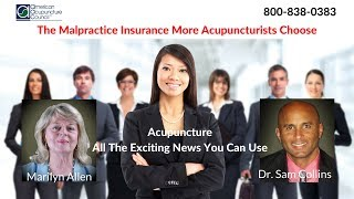 Acupuncture Malpractice Insurance American Acupuncture Council Breaking News