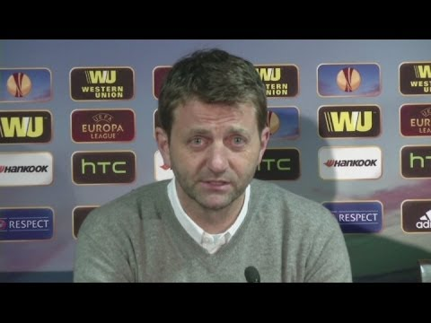 Sherwood: 'Wenger is a top manager' [AMBIENT]