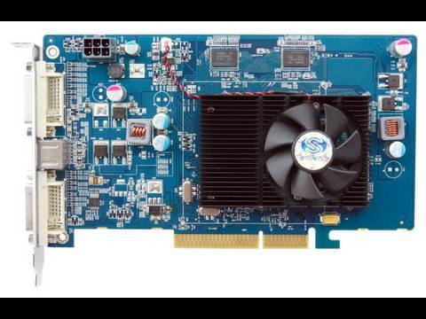 Sapphire HD4650 AGP - Video Card Review