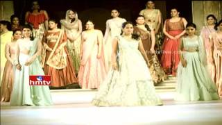 Colour Full Fashion Show In Chowmahalla Palace -  Nizam's Darbar, Hyderabad