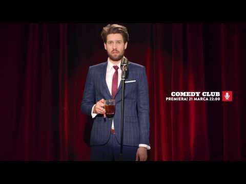 Michał Kempa W Comedy Club