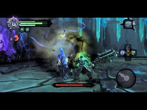 Darksiders II Final Boss - Avatar of Chaos - 1080p FULL HD