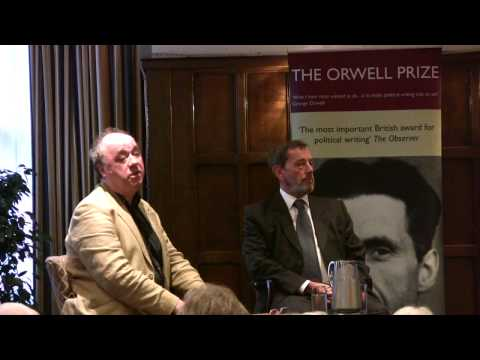 Buxton 2009: Andrew Brown and David Blunkett Part 1