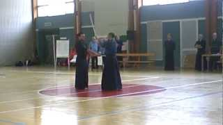 Sono Yoru no Samurai - Ficuciello 2012 - Kendo Kihon  no Kata