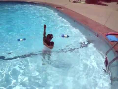 Swimming Lessons For Beginners video