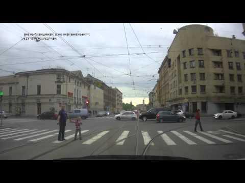 Пропускай пешеходов