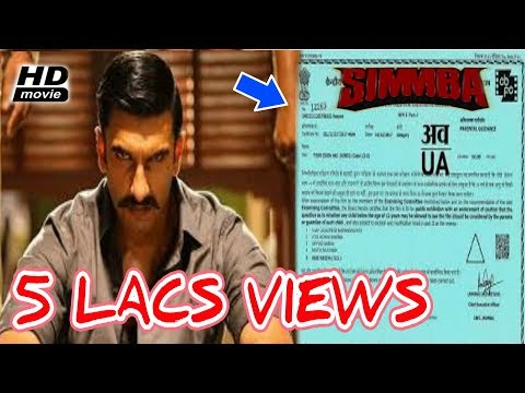 Simmba Official Trailer - Ranveer Singh | Sara Ali Khan | Rohit Shetty | Simmba Trailer Release