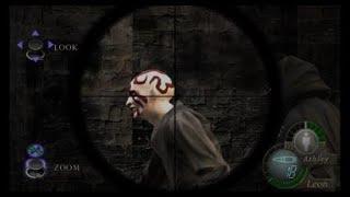 resident evil 4 - Stealth Kill