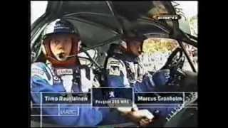 WRC 2001: Rally Argentina Highlights