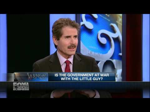 John Stossel on IRS Scandal: You Can't Fix Government When It's That Big