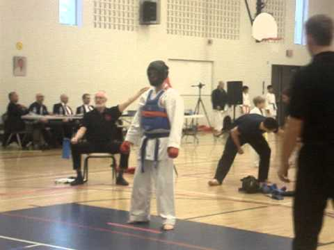 Chito-ryu karate Tournament  2010 Image 1