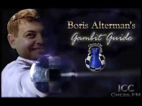 GM Alterman's Gambit Guide - Vitolinsh Gambits - Part 1 at Chessclub.com