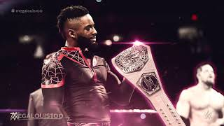 "Cedric Alexander NEW WWE Entrance Theme Song - ""Won't Let Go"" (2018 Remix) with download link"