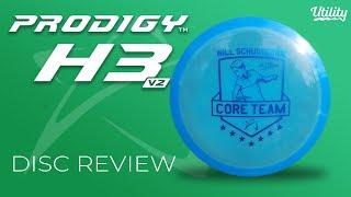 Prodigy H3V2 | Disc Review