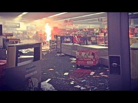 Ferguson Looting Riots Grand jury NO Indictment Darren Wilson NOT GUILTY - Michael Brown St. Louis!