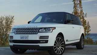 2015 Range Rover LWB Autobiography - Review