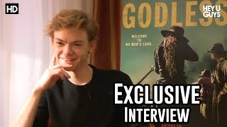 Thomas Brodie-Sangster talks Godless, The Maze Runner, Game of Thrones & Star Wars