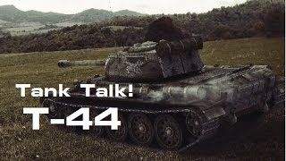 Tank Talk! T-44 Gameplay and Review - WORLD OF TANKS: XBOX 360 EDITION