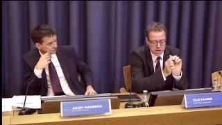 Eesti Panga majandusprognoosi esitlus 19.12.2017