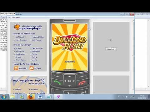 Como Instalar Diamond Rush Para O Pc video