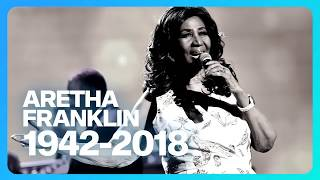 Download Lagu Aretha Franklin Dead at 76 Gratis STAFABAND