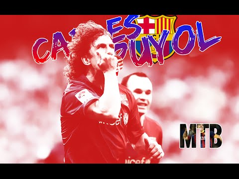 Carles Puyol ● The Captain  ● Best Goals & Tackles & Skills - 1999-2014 HD