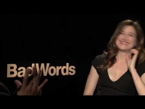 Kathryn Hahn Interview for BAD WORDS