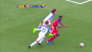 CU20 2017: United States vs Panama Highlights