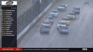 NASCAR Camping World Truck Series 2018. Last Chance Race Eldora. Final Laps