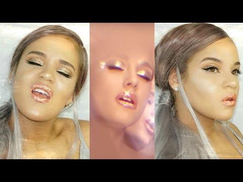 Ariana Grande NO TEARS LEFT TO CRY Makeup  Allis Peguero