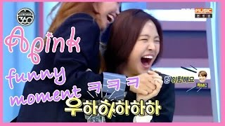 Apink funny moment XD [eng sub]