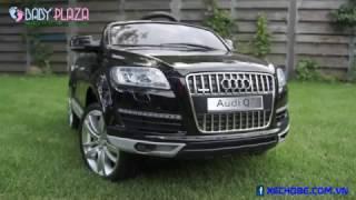 Ô tô điện trẻ em Audi Q7