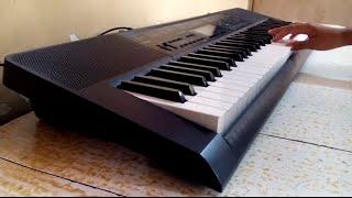 Kahe Diya Pardes Title Song || Piano Cover || Instrumental