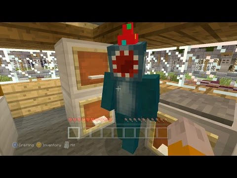 Minecraft Xbox - Deadland - Filing Cabinets {1}