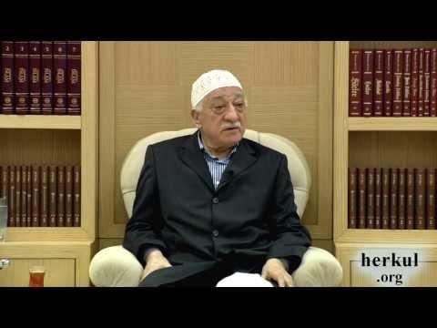 Fethullah Gülen'den 'Yolsuzluk' gündemi hakkında yorum. (401. Nağme, Bamteli Özel)