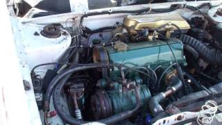 My 1982 Dodge Aries K-Car part 1.mp4