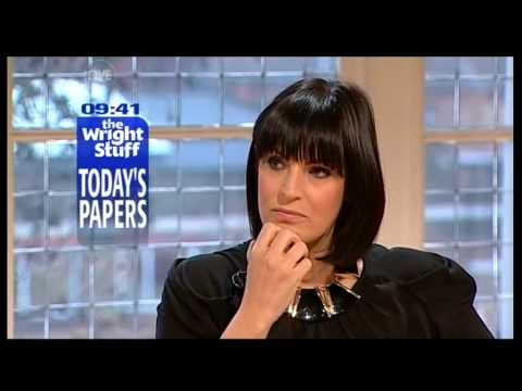 Anna Richardson interview & papers part 1 (21.01.10) - TWStuff