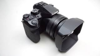 Panasonic FZ2500 Features and Review